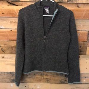 Patagonia Alpaca Wool Sweater